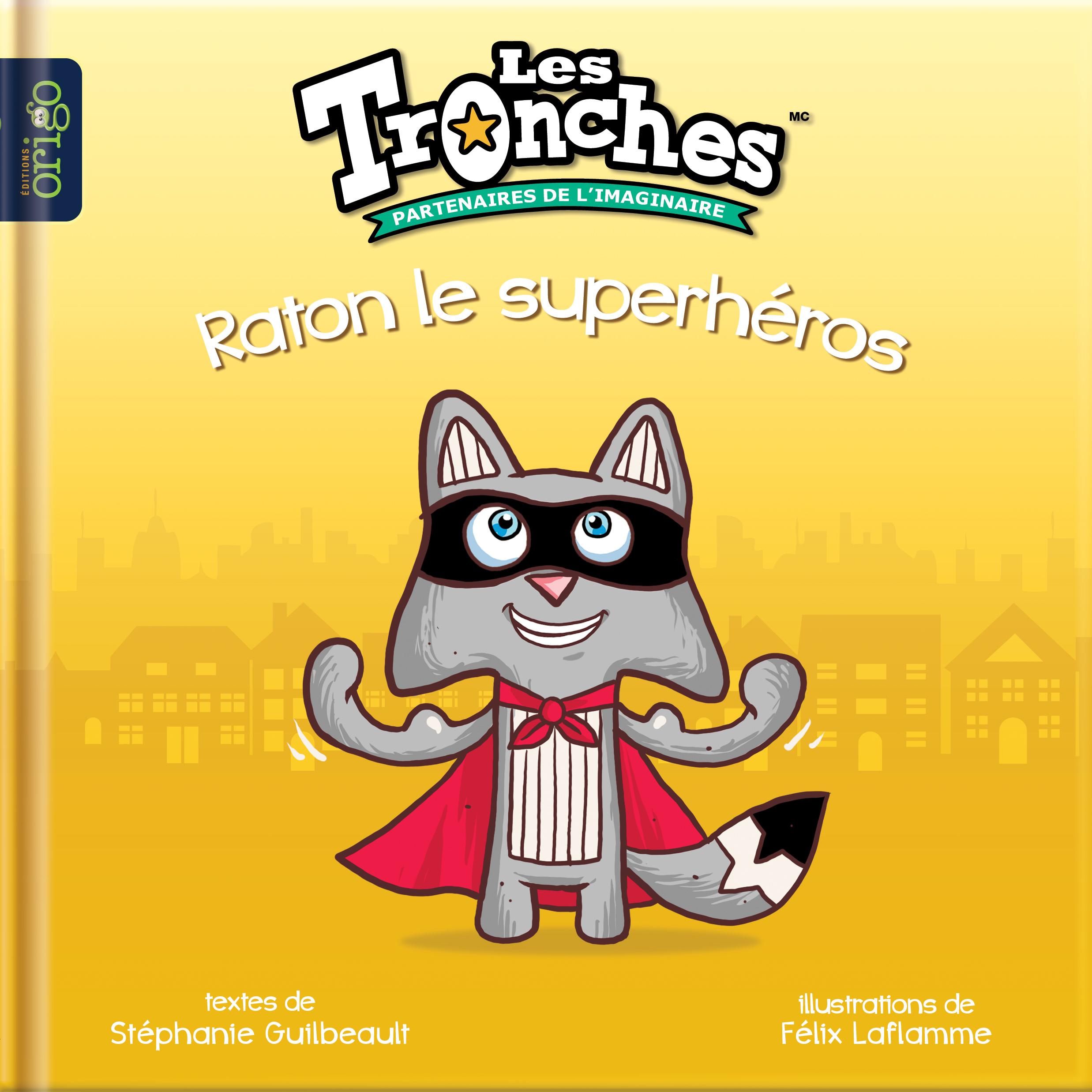 Livre Pour Enfant Raton Le Superheros